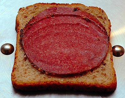 ítalskt salami