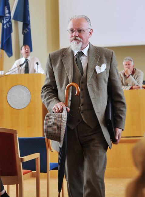 Alister McGrath, Geir Waage, Pétur Pétursson