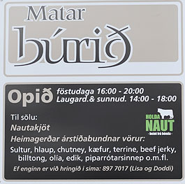 Matarbúrið