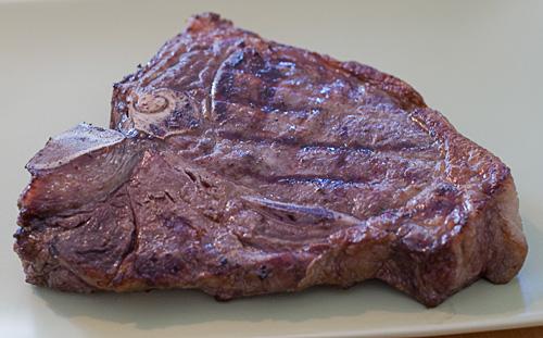 tbone steik