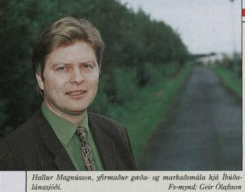 Hallur Magnússon