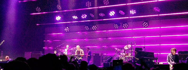 Radiohead í Laugardalshöll
