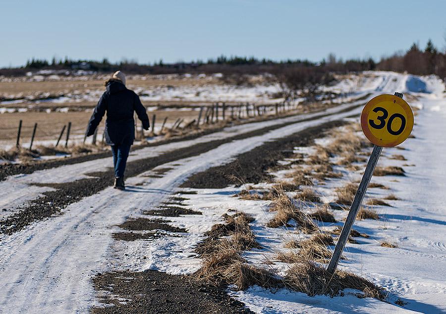 30km hámarkshraði